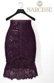 -Narcisse- ADD Celeste Skirt - Royalty