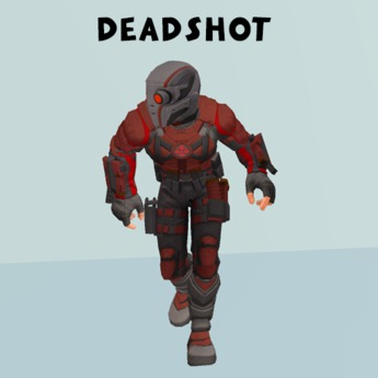 Deadshot Animesh