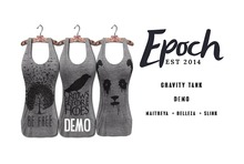 .EPOCH. gravity tank. demo
