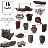 B-Made Fishing Set [FULLSET]