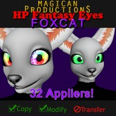 M*P HP Fantasy Eyes - Fox/Foxcat