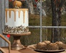 Aphrodite - Fall - Autumn Cake