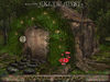 ☽҉☾ Fantasy Forest Collection: Mystic Cottage with Sun&Moon symbol