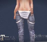 ::::MI:::: Gift [Maitreya/Slink] Suspender pants