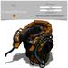 :::SOLE::: SA - Backpack LB3 (Orange)