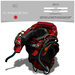 :::SOLE::: SA - Backpack LB3 (RED)