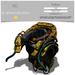 :::SOLE::: SA - Backpack LB3 (Yellow)