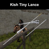 Kish Tiny Lance