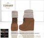 ::TD:: Mimi Mesh Ankle Mid Boots