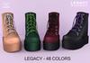 Bowtique - Martin Boots (Legacy)
