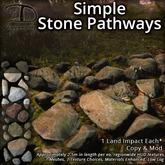[DDD] Simple Stone Pathways