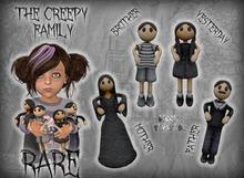 Lilla's Creepy Family - Yesterday