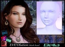 *!* EVE'Olution Bella Mesh head BOM bento
