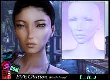 *!* EVE'Olution Liu Mesh head BOM   - wear to unpack