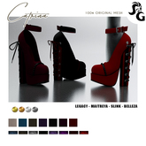::SG:: Catrina Shoes - LEGACY