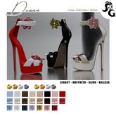 ::SG:: Donna Shoes - BELLEZA