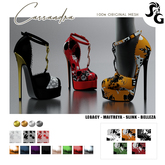::SG:: Cassandra Shoes - LEGACY