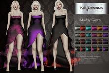 """KiB Designs - Maddy Gown  """"Wear"""""""