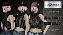 """KiB Designs - Naeva Hoodie  """"Wear"""""""