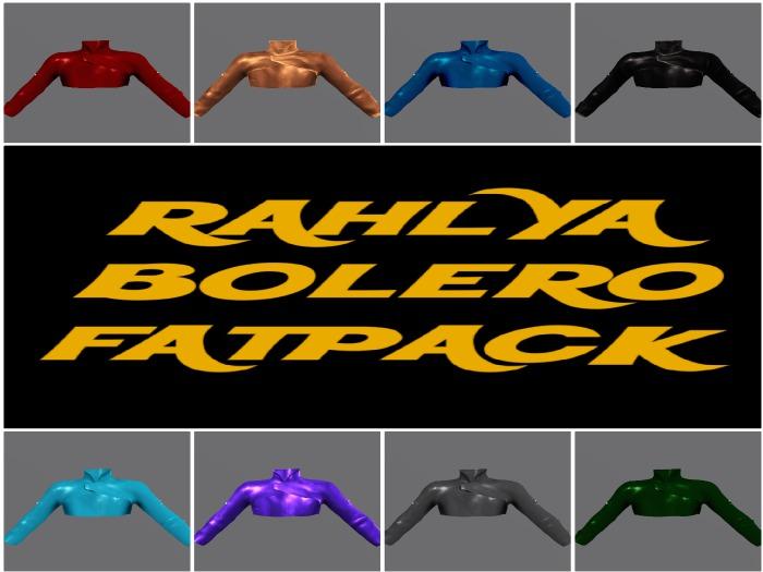 *NEW* RML RAHLYA BOLERO FATPACK