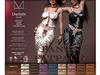 [[ Masoom ]] Charlotte Pants FATPACK-  Legacy, Lara, Hourglass, Freya-