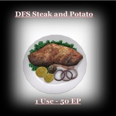 DFS Steak and Potato