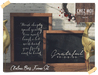 Way of Life Frame Set ♥ CHEZ MOI