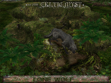 ❃Fantasy Forest Collection: LONE WOLF