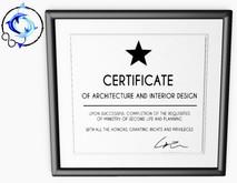 9. BAMSE : Architect - Certificate