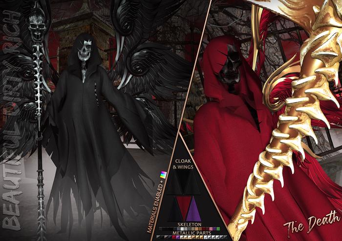 *B.D.R.* The Death / Unisex Avatar