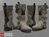 Ca ride boots 10