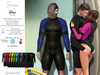 S&P Drax wet suit - FATPACK (wear to unpack)