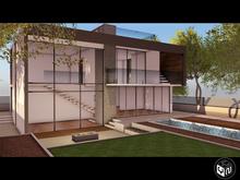 :YN:. Modern house - Cenchell