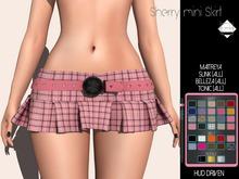 .KIMBRA. - Sherry mini Skirt