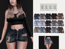 .::Elle Boutique::.  Edda Mini Skirt   *** PROMO