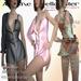 Dress Gelsy BENTO *Arcane Spellcaster*