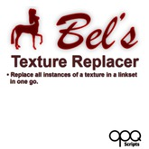 Replace all instances of a texture with Bel's Texture replacer