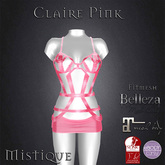 **Mistique** Claire Pink (wear me and click to unpack)