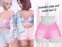Lunar - Chanty Shorts - Bubblegum Pink (Boxed)