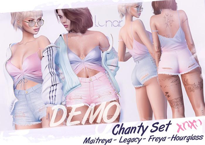 Lunar - Chanty - DEMO