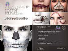[GA.EG] Effects - O-FX06 #Horror - Omega Applier
