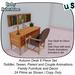 US Autumn Desk Set (ADD)