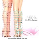 REIGN.- ESTEE HEELS- FATPACK