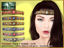 Bliensen + MaiTai - Tintagel - Tiara / Crown F