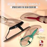 REIGN.- BREEZE SANDALS- DEMO