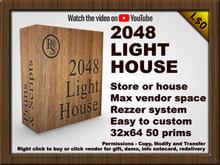Prims & Scripts 2048 Lighthouse