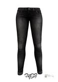 MDF -  Skinny Jeans Black *