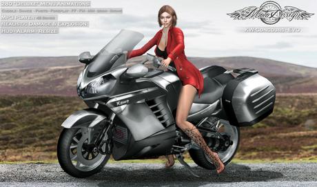 MotoDesign - KW Concours - EVO