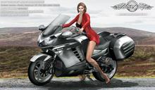 MotoDesign BOX - KW Concours - EVO
