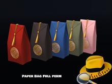 *Seek* Paper Bag Full perm